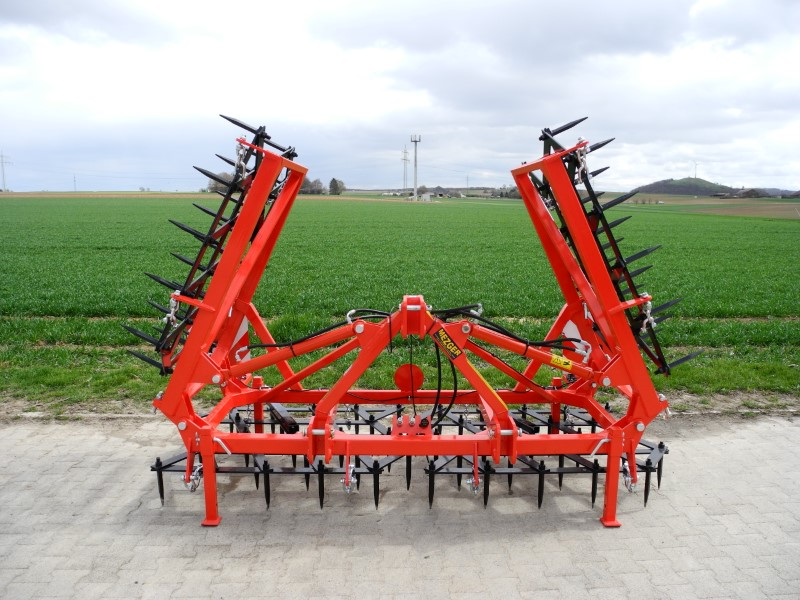 AX Ackeregge 5,6m in der Farbe rot