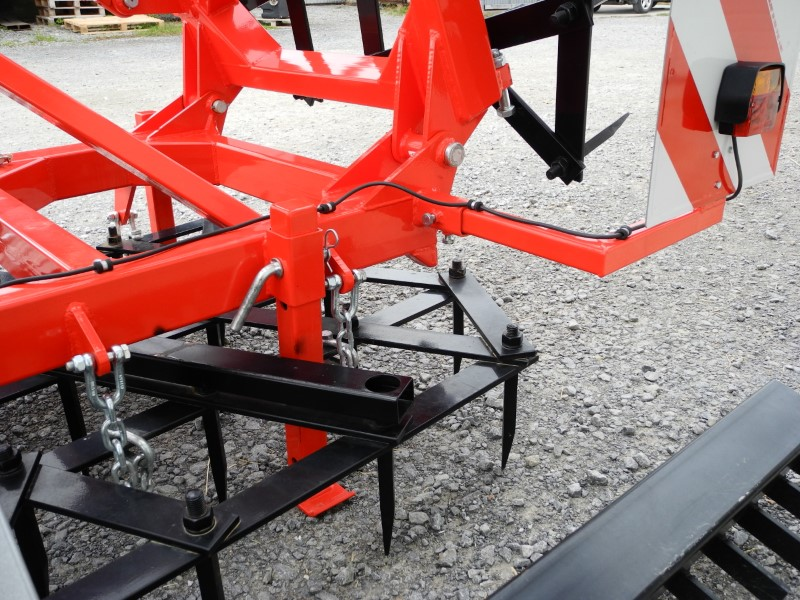AX Ackeregge 6,7m in der Farbe rot
