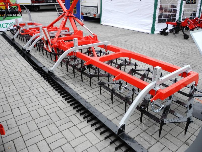 AX Ackeregge 8,4m in der Farbe rot