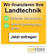 Confidex Finanzierung