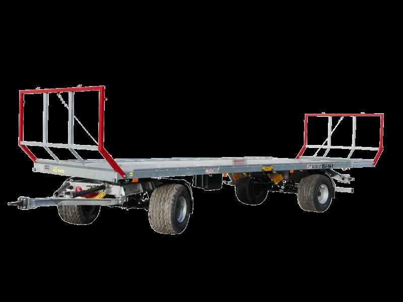 CynkoMet Ballenwagen 14t