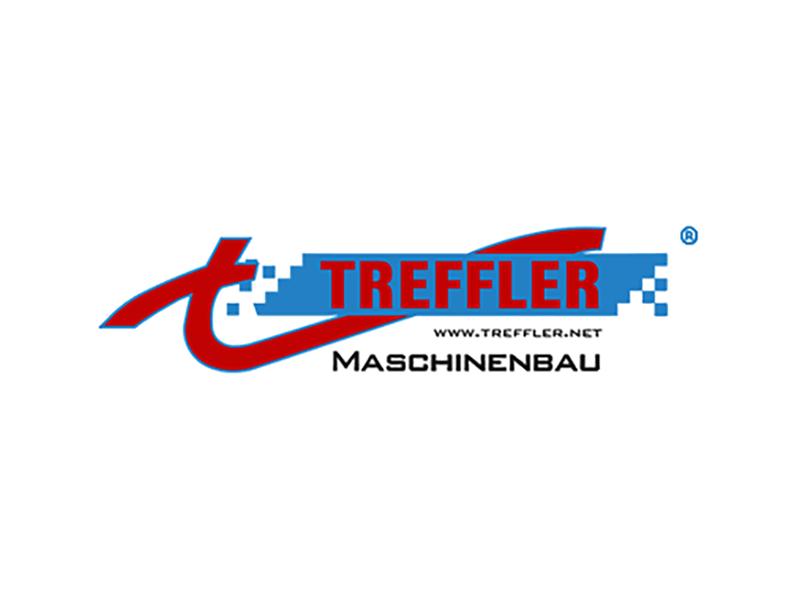 Logo Treffler in rot