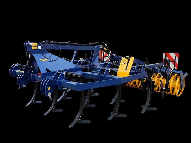 MEZTEC MG300 Freigestellt in der Farbe blau