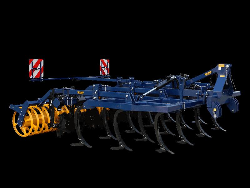 MEZTEC MG400 Freigestellt in der Farbe blau