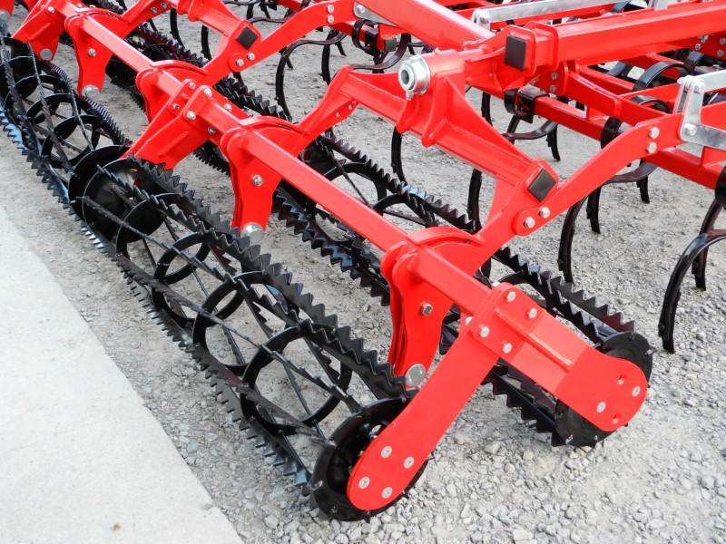 POM Sigma Plus 6,0m in der Farbe rot